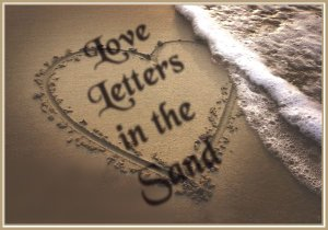 Emails from the White House -like Love Letters in the Sand!