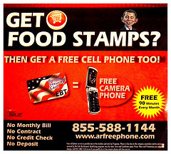 How To Get A Free Cell Phone With Food Stamps
