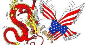 china dragon vs eagle
