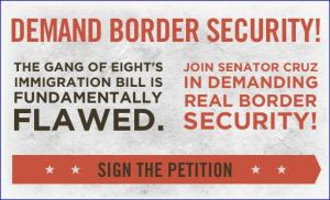 Demand Border Security