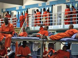 over-crowded prisons