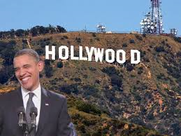Hollywood obama