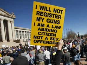 CT gun rally