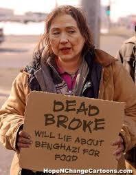 Hillary will lie