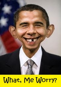 Barrack the idiot