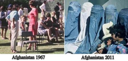 Afghanistan 1967 and 2011