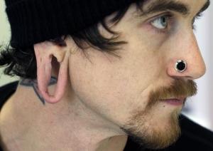 guaged ears