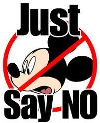Say no to disney