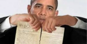 obama rips We the People