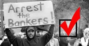Arrests-bankers