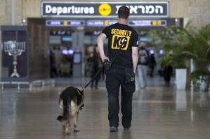 Israel airport secutiry