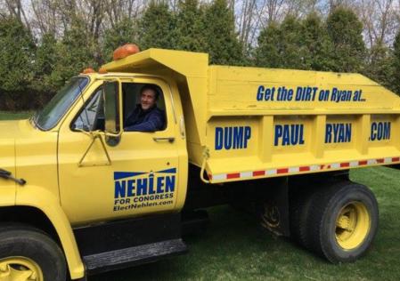 Dump Paul Ryan