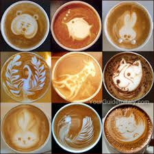 caffe faces