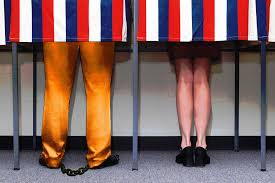 felons voting