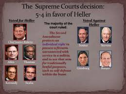 "This ""close call"" 5-4 decision illustrates how important it is not to let Hillary appoint any Supreme Court justices!"